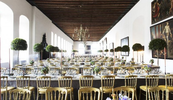 Banquets at Kronborg Castle photo: Thorkild Jensen