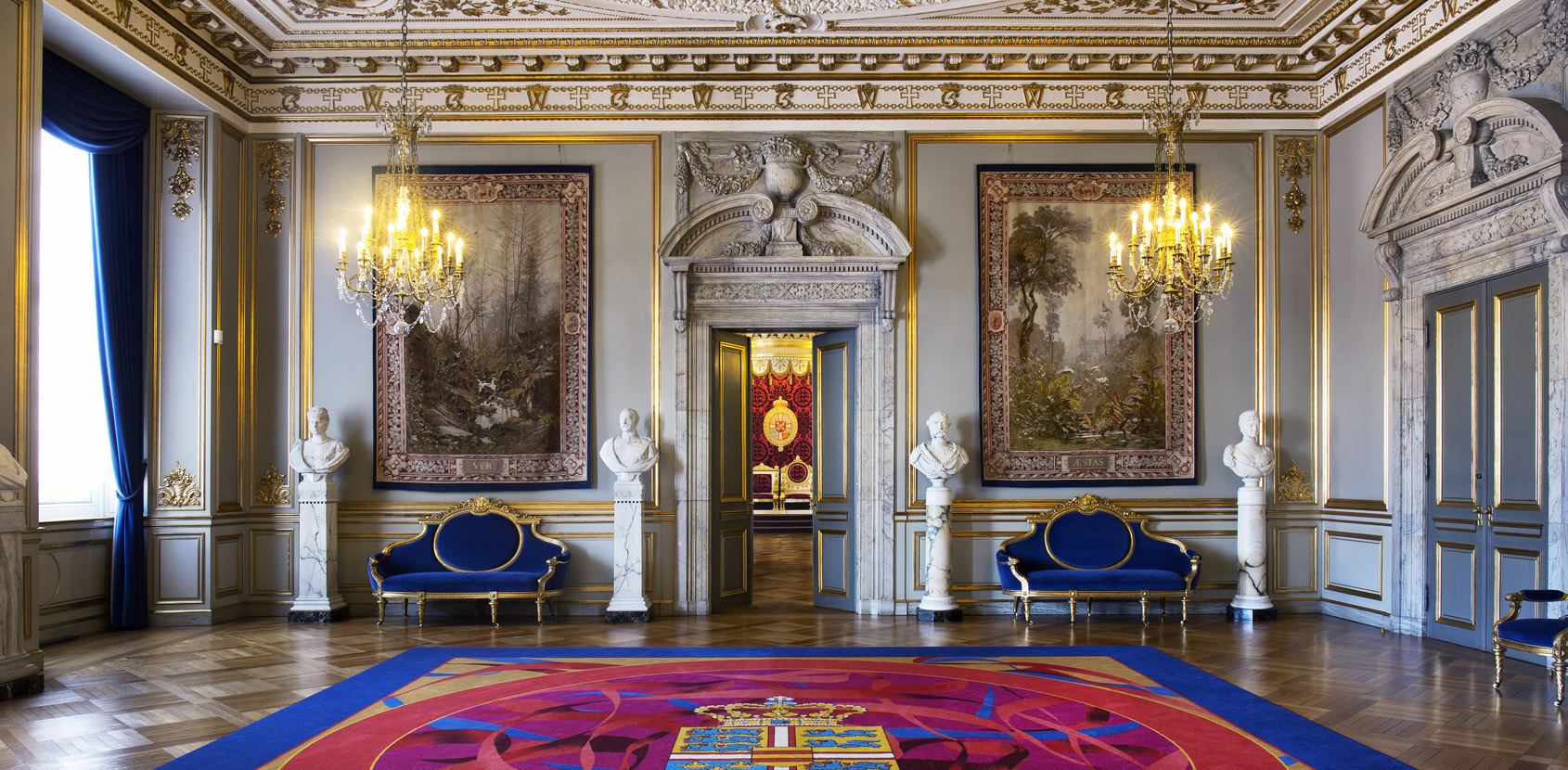 The Royal Reception Rooms_Thorkild Jensen