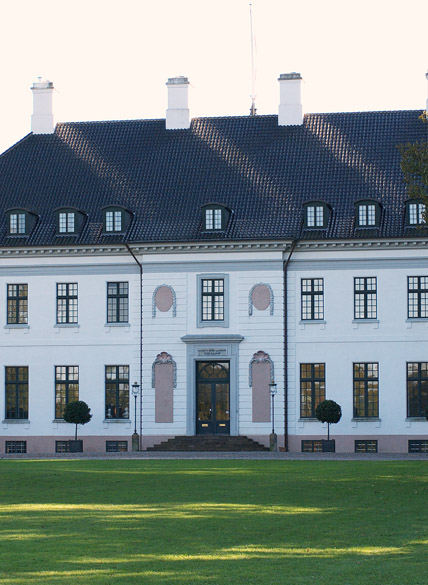 Bernstorff Palace Photo: Finn Christoffersen