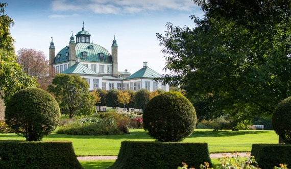 Fredensborg Palace. Photo: Thomas Rahbek, Styrelsen for Slotte og Kulturejendomme