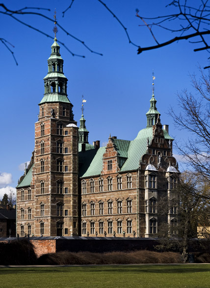 Rosenborg Castle photo: SLKE