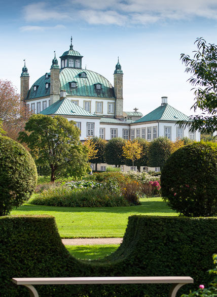 Fredensborg Palace photo Thomas Rahbek